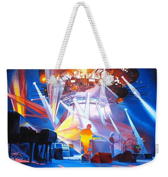 Phish-in Deep Space Weekender Tote Bag