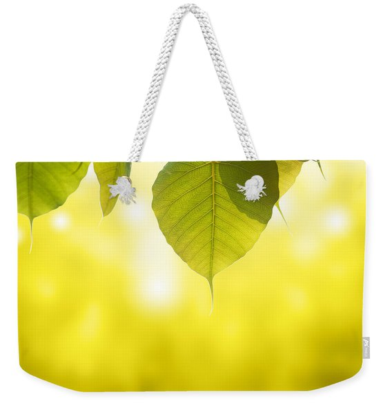 Pho Or Bodhi Weekender Tote Bag
