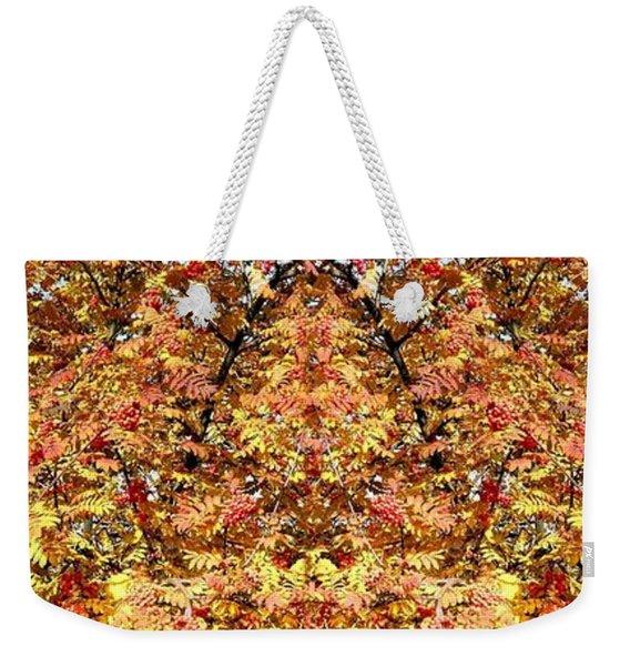 Photo Synthesis 6 Weekender Tote Bag