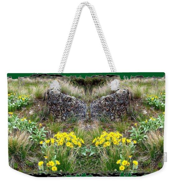 Photo Synthesis 9 Weekender Tote Bag