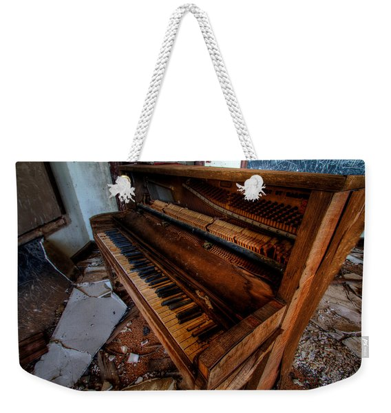 Piano Lessons Weekender Tote Bag