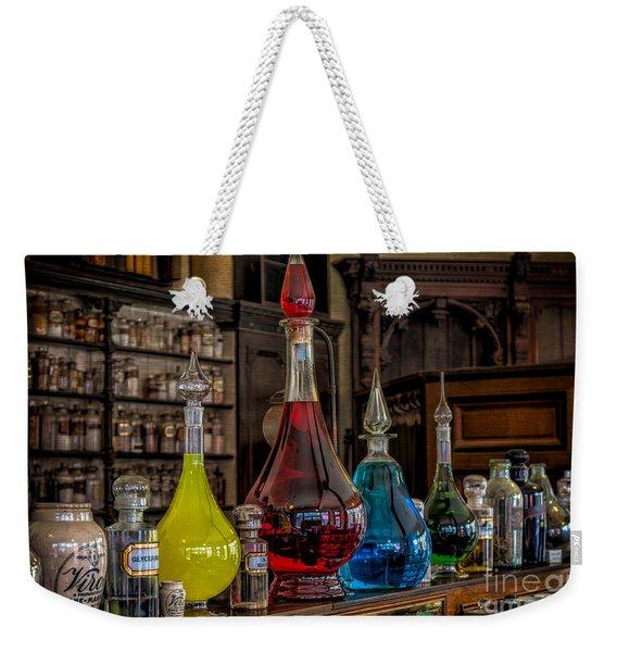 Pick An Elixir Weekender Tote Bag