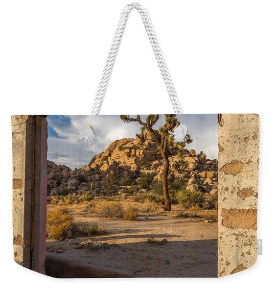 Picture Window Weekender Tote Bag