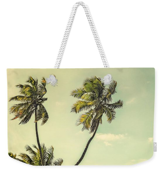 Piece Of Heaven Weekender Tote Bag