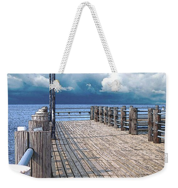 Pier 1 Image C Weekender Tote Bag