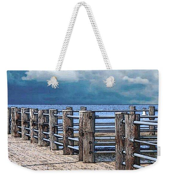 Pier 3 Image C Weekender Tote Bag