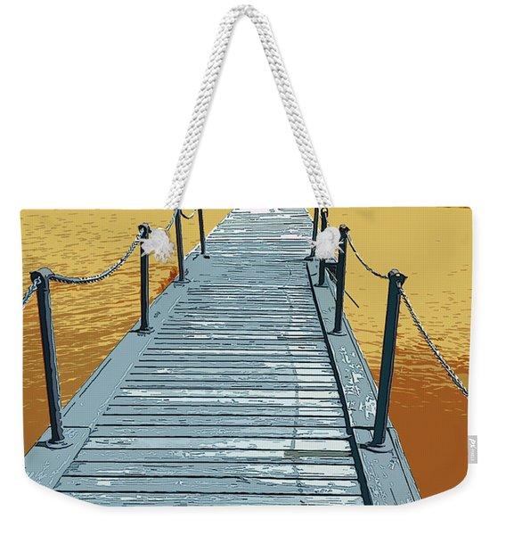 Pier 4 Image A Weekender Tote Bag