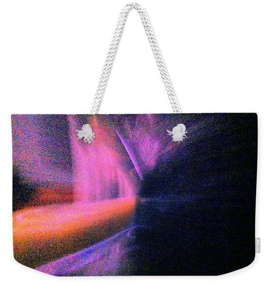 Pierce The Silence Weekender Tote Bag