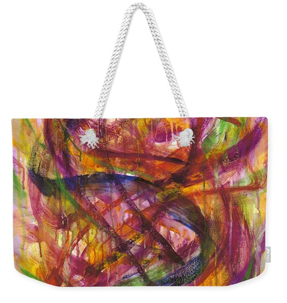Piercing The Veil Weekender Tote Bag