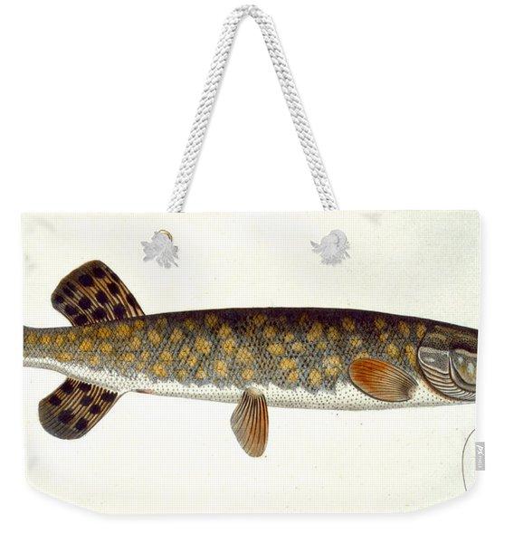 Pike Weekender Tote Bag