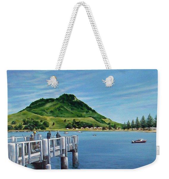Pilot Bay 280307 Weekender Tote Bag