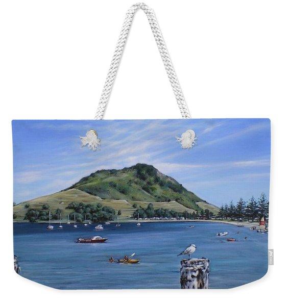 Pilot Bay Mt M 291209 Weekender Tote Bag