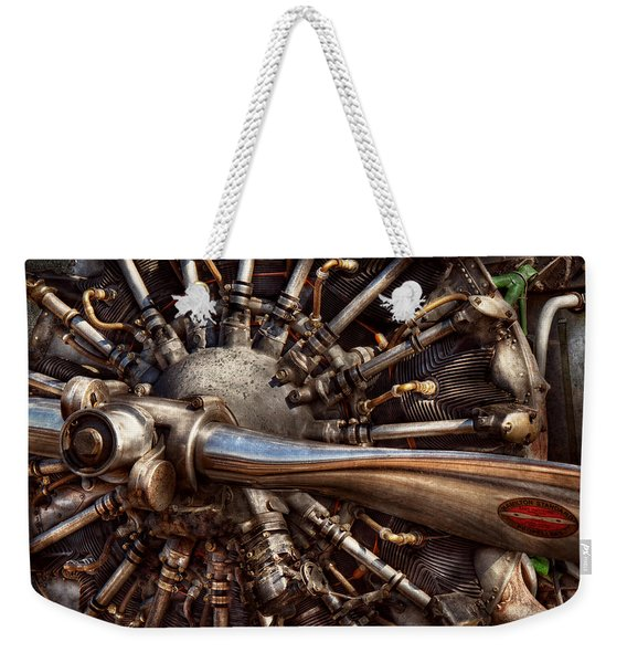Pilot - Plane - Engines At The Ready  Weekender Tote Bag