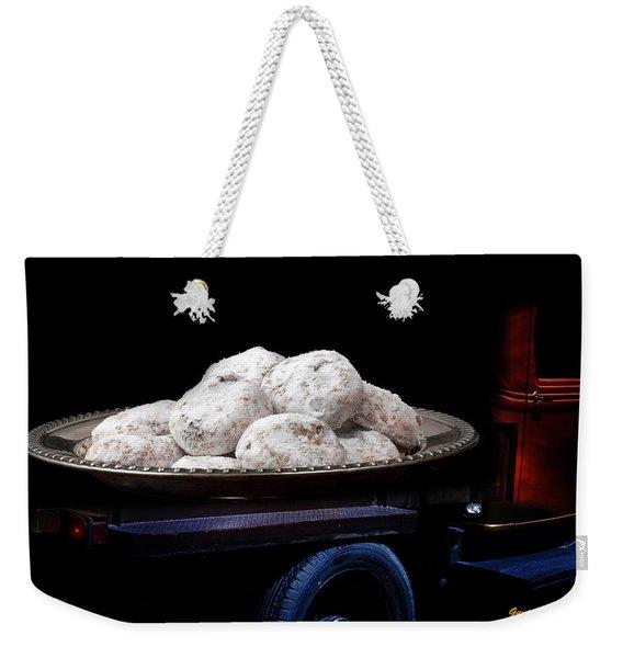 Pin Up Cars - #5 Weekender Tote Bag
