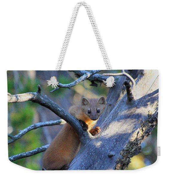 Pine Martin Weekender Tote Bag