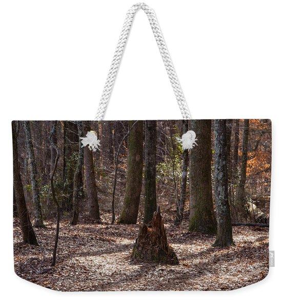 Pinetrees 1 Weekender Tote Bag