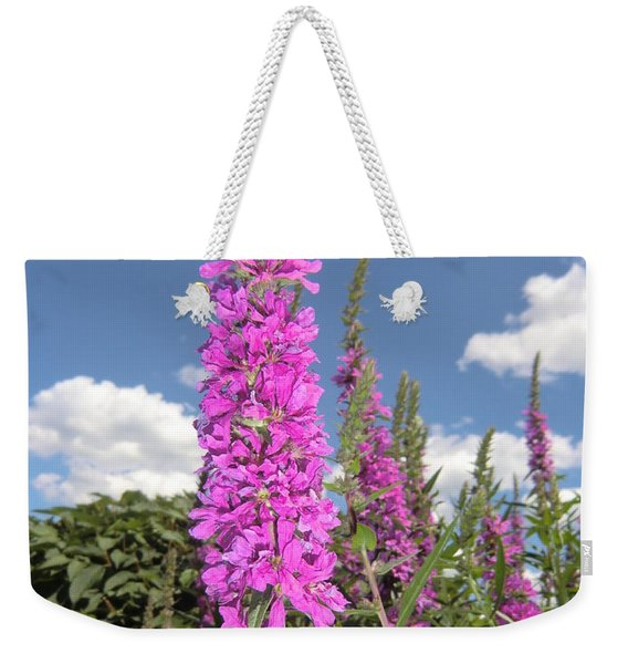 Pink Brilliance Weekender Tote Bag