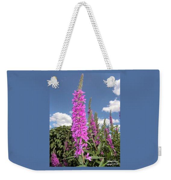Pink Brilliance Weekender Tote Bag