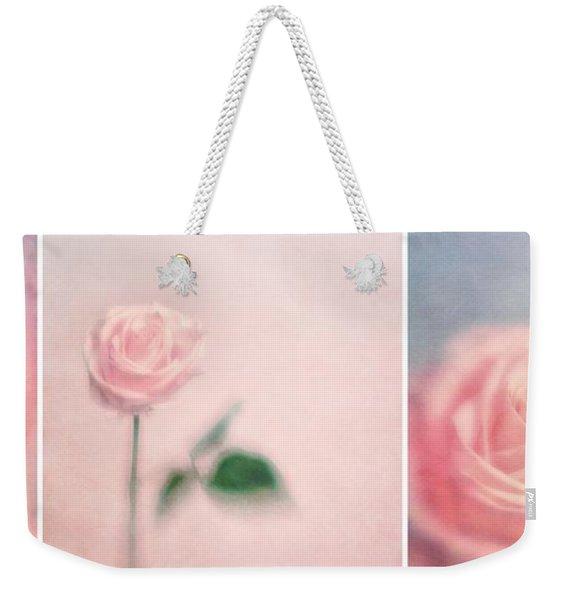 Pink Moments Weekender Tote Bag
