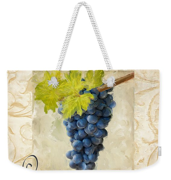 Pinot Noir Weekender Tote Bag