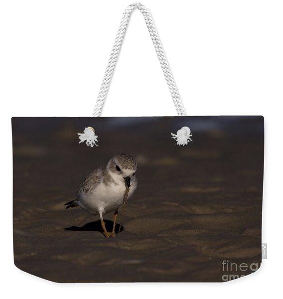 Piping Plover Photo Weekender Tote Bag