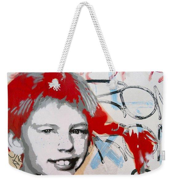 Pippi Longstocking  Weekender Tote Bag