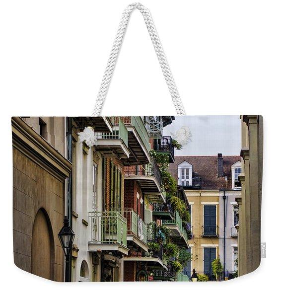 Pirates Alley Weekender Tote Bag