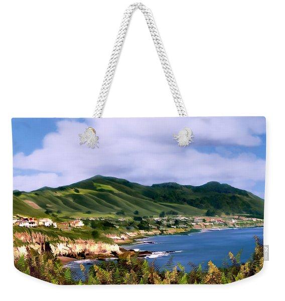 Pirates Cove Weekender Tote Bag