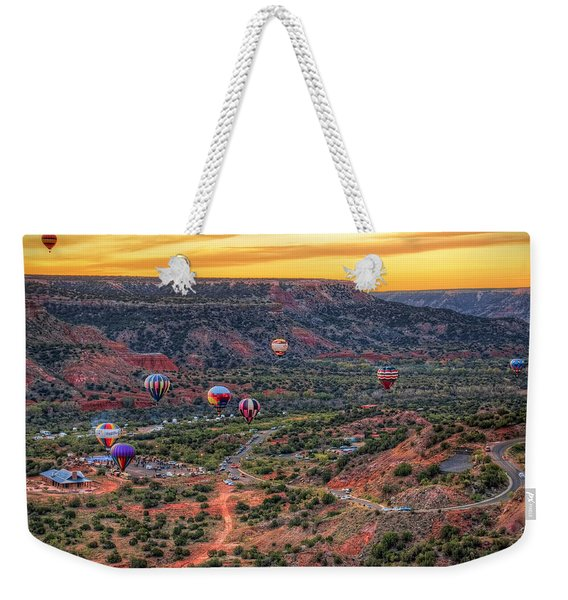 Pirates Of The Canyon Weekender Tote Bag