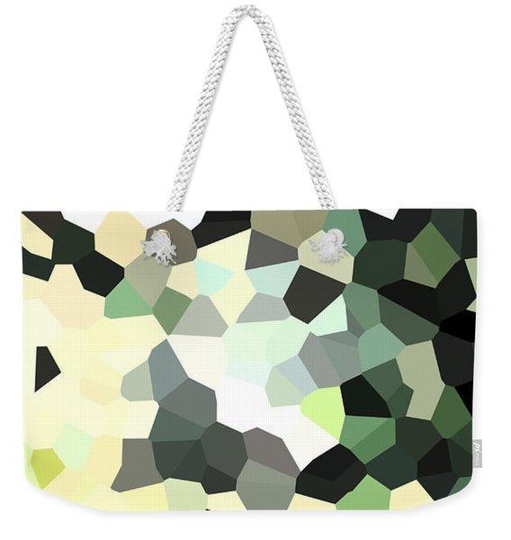 Pixel Money Weekender Tote Bag