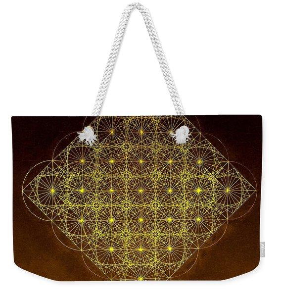 Planck Space Time  Weekender Tote Bag