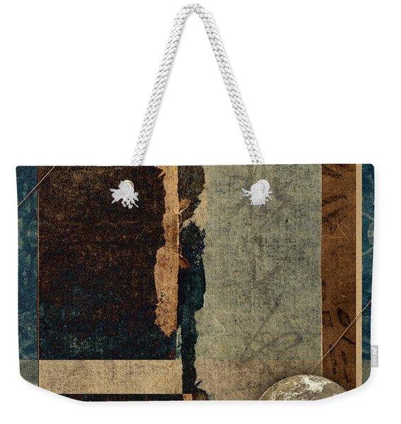 Planetary Shift #1 Weekender Tote Bag