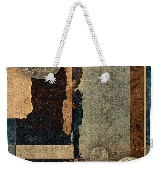 Planetary Shift #2 Weekender Tote Bag
