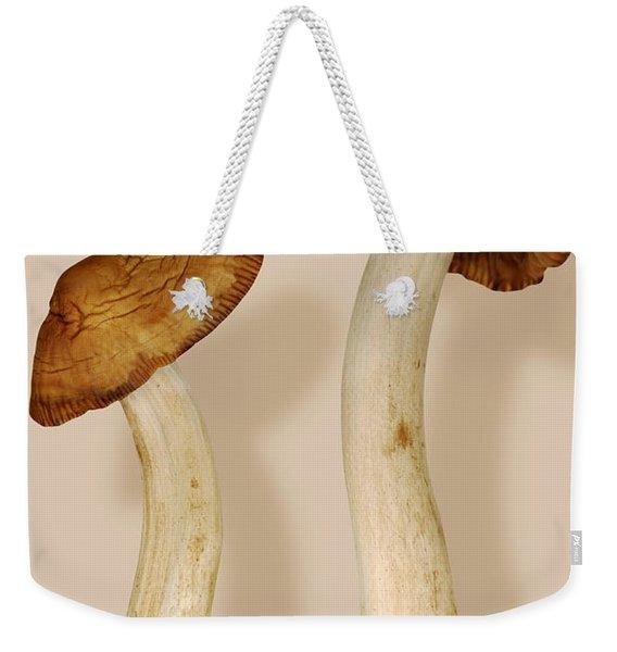 Plant - Mushrooms - I'm So Proud Of My Daughter Weekender Tote Bag