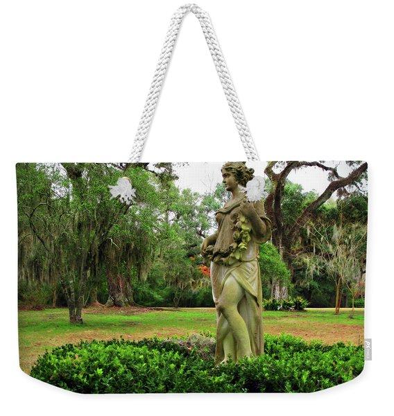 Plantation Garden New Orleans  Weekender Tote Bag