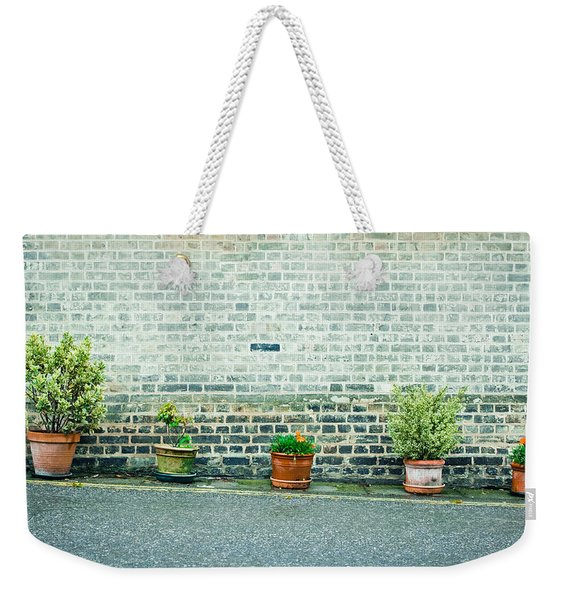 Plants In Pots Weekender Tote Bag