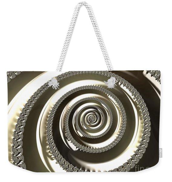Platinum Weekender Tote Bag