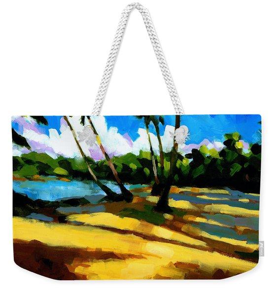 Playa Bonita 2 Weekender Tote Bag