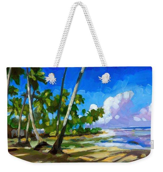 Playa Bonita Weekender Tote Bag