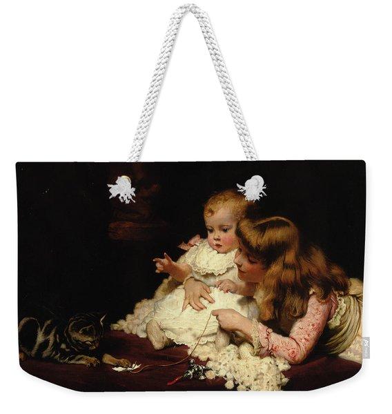 Playmates Weekender Tote Bag