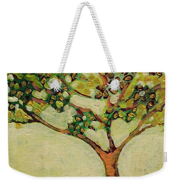 Plein Air Garden Series No 8 Weekender Tote Bag