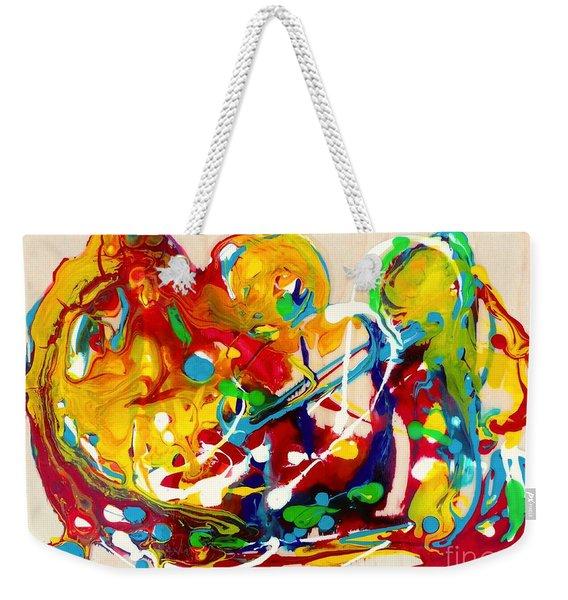Plenty Of Gifts For Everybody Weekender Tote Bag