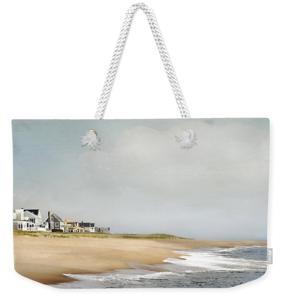 Plum Island Picnic Weekender Tote Bag
