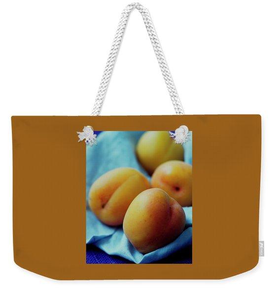 Plumcots Weekender Tote Bag