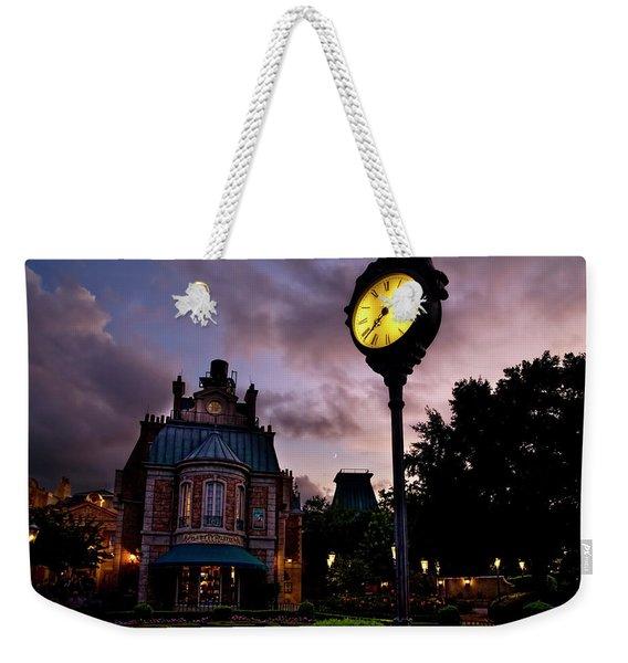 Plumme Et Palette Weekender Tote Bag