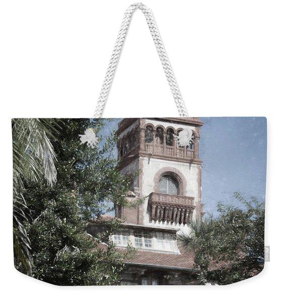 Ponce De Leon Hall Weekender Tote Bag