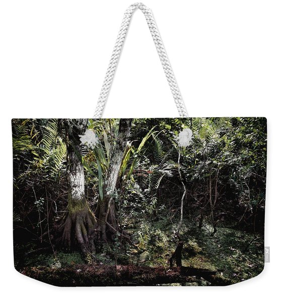 Pond Apple-1 Weekender Tote Bag