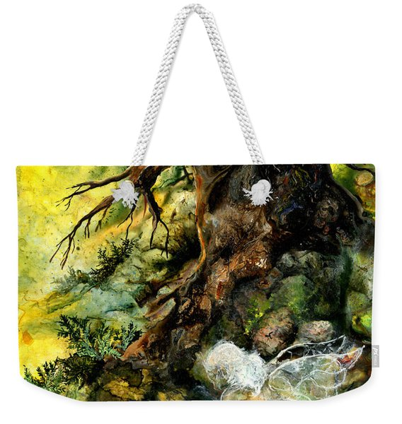 Pond Fairy Weekender Tote Bag