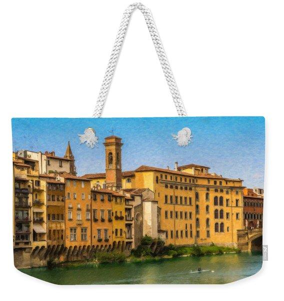 Ponte Vecchio Itl3304 Weekender Tote Bag