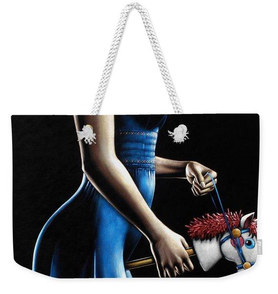 Ponygirl Weekender Tote Bag